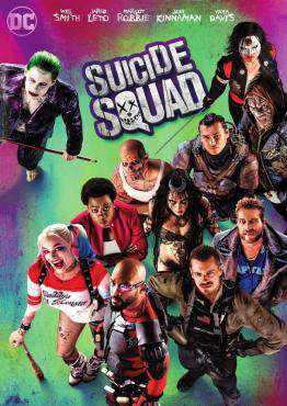 Suicide Squad, Movie on DVD, Action Movies, new movies, new movies on DVD