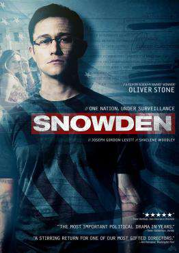 Snowden, Movie on DVD, Thriller & Suspense Movies, new movies, new movies on DVD