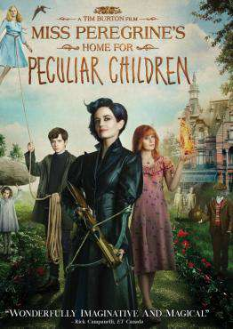 Miss Peregrine's Home For Peculiar Children, Movie on DVD, Action Movies, Adventure Movies, Sci-Fi & Fantasy Movies, new movies, new movies on DVD