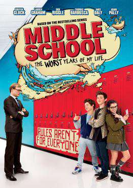 Middle School: The Worst Years of My Life, Movie on Blu-Ray, Comedy Movies, ,  on Blu-Ray
