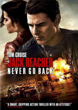 Jack Reacher: Never Go Back, Movie on Blu-Ray, Action Movies, Thriller & Suspense Movies, ,  on Blu-Ray