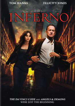 Inferno, Movie on DVD, Thriller & Suspense Movies, new movies, new movies on DVD