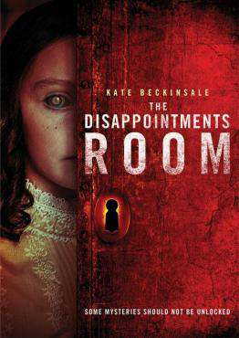 The Disappointments Room, Movie on DVD, Horror Movies, Thriller & Suspense Movies, ,  on DVD