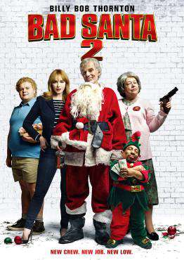 Bad Santa 2, Movie on Blu-Ray, Comedy Movies, Seasonal Movies, ,  on Blu-Ray