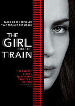 The Girl On The Train, Movie on Blu-Ray,  Movies, ,  on Blu-Ray