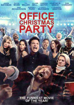 Office Christmas Party, Movie on Blu-Ray, Comedy Movies, ,  on Blu-Ray