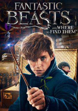 Fantastic Beasts and Where to Find Them, Movie on DVD, Action Movies, Adventure Movies, ,  on DVD