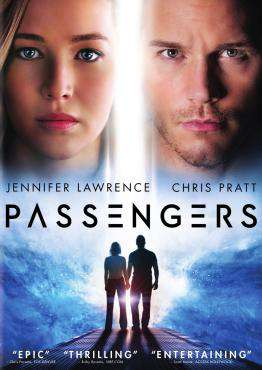 Passengers (2017), Movie on Blu-Ray, Drama Movies, Romance Movies, Sci-Fi & Fantasy Movies, ,  on Blu-Ray