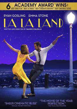 La La Land, Movie on Blu-Ray, Drama Movies, Romance Movies, Special Interest Movies, ,  on Blu-Ray