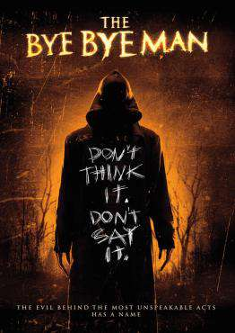 The Bye Bye Man, Movie on DVD, Horror Movies, new movies, new movies on DVD