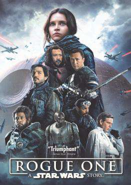 Rogue One: A Star Wars Story, Movie on Blu-Ray, Action Movies, Adventure Movies, Sci-Fi & Fantasy Movies, ,  on Blu-Ray