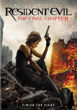 Resident Evil: The Final Chapter, Movie on DVD, Action Movies, Sci-Fi & Fantasy Movies, new movies, new movies on DVD