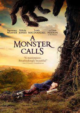 A Monster Calls, Movie on DVD, Drama Movies, ,  on DVD