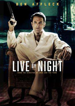 Live By Night, Movie on Blu-Ray, Drama Movies, ,  on Blu-Ray
