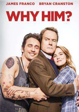 Why Him?, Movie on Blu-Ray, Comedy Movies, ,  on Blu-Ray