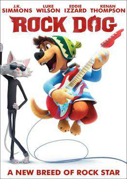 Rock Dog, Movie on Blu-Ray, Family Movies, ,  on Blu-Ray