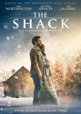 The Shack, Movie on DVD, Drama Movies, new movies, new movies on DVD