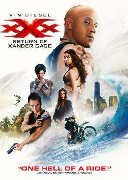 xXx: The Return of Xander Cage, Movie on DVD, Action Movies, Adventure Movies, new movies, new movies on DVD