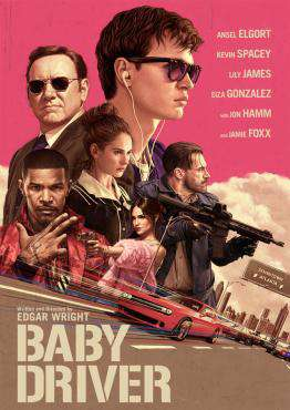 Baby Driver, Movie on Blu-Ray, Action Movies, ,  on Blu-Ray