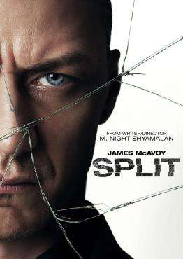 Split, Movie on DVD, Thriller & Suspense Movies, new movies, new movies on DVD