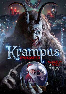 Krampus Unleashed, Movie on DVD, Horror Movies, Sequel Movies, ,  on DVD
