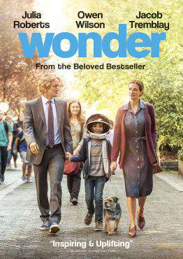 Wonder, Movie on DVD, Family Movies, new movies, new movies on DVD