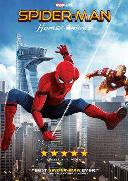 Spider-Man: Homecoming, Movie on DVD, Action Movies, Adventure Movies, ,  on DVD