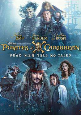 Pirates of the Caribbean: Dead Men Tell No Tales, Movie on DVD, Action Movies, Adventure Movies, ,  on DVD