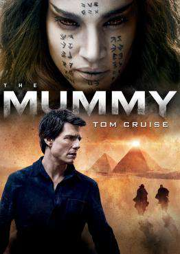 The Mummy (2017), Movie on DVD, Action Movies, Adventure Movies, ,  on DVD