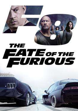 The Fate of the Furious, Movie on Blu-Ray, Action Movies, Adventure Movies, ,  on Blu-Ray