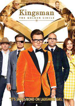 Kingsman: The Golden Circle, Movie on DVD, Action Movies, new movies, new movies on DVD