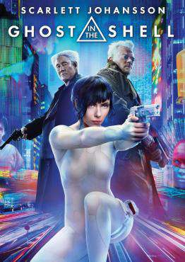 Ghost In The Shell (2017), Movie on Blu-Ray, Action Movies, Sci-Fi & Fantasy Movies, ,  on Blu-Ray