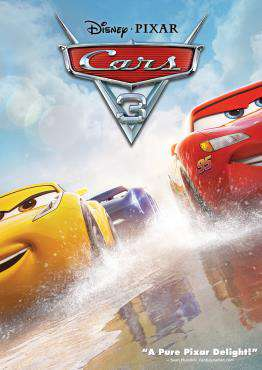 Cars 3, Movie on DVD, Family Movies, Kids Movies, ,  on DVD