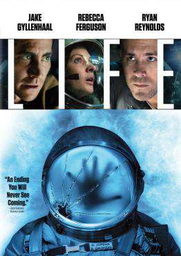 Life (2017), Movie on DVD, Action Movies, Sci-Fi & Fantasy Movies, new movies, new movies on DVD