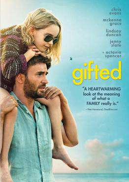 Gifted, Movie on Blu-Ray, Drama Movies, ,  on Blu-Ray