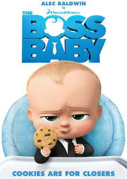 The Boss Baby, Movie on Blu-Ray, Family Movies, ,  on Blu-Ray