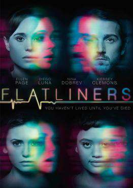 Flatliners (2017), Movie on DVD, Horror Movies, new movies, new movies on DVD