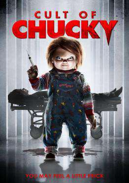 Cult of Chucky, Movie on DVD, Horror Movies, new movies, new movies on DVD