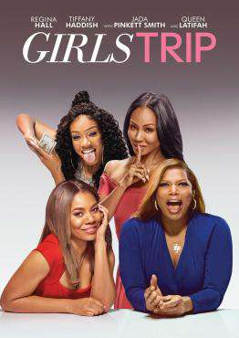 Girls Trip, Movie on DVD, Comedy Movies, ,  on DVD