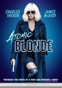 Atomic Blonde, Movie on DVD, Action Movies, new movies, new movies on DVD