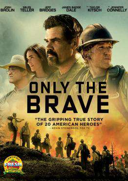 Only the Brave, Movie on DVD, Drama Movies, ,  on DVD