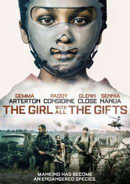 Girl With All The Gifts, Movie on DVD, Thriller & Suspense Movies, ,  on DVD