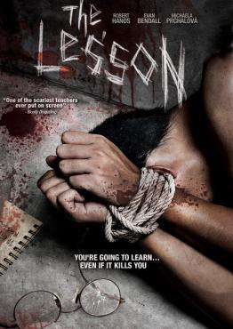 The Lesson, Movie on DVD, Horror Movies, Thriller & Suspense Movies, ,  on DVD