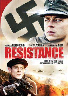 Resistance, Movie on DVD, Drama Movies, Special Interest Movies, ,  on DVD