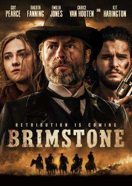 Brimstone, Movie on DVD, Drama Movies, ,  on DVD