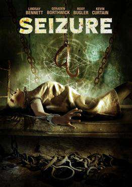 Seizure, Movie on DVD, Thriller & Suspense Movies, ,  on DVD
