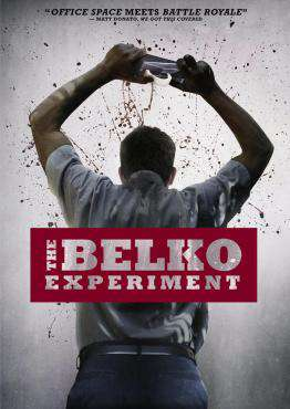 The Belko Experiment, Movie on Blu-Ray, Action Movies, Horror Movies, Thriller & Suspense Movies, ,  on Blu-Ray