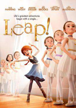 Leap!, Movie on DVD, Family Movies, Kids Movies, ,  on DVD