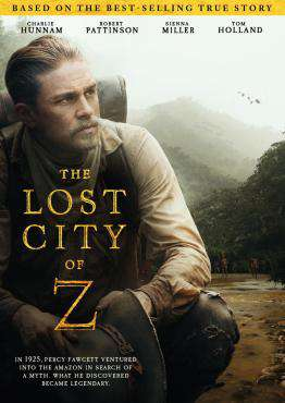 The Lost City of Z, Movie on Blu-Ray, Action Movies, Adventure Movies, ,  on Blu-Ray