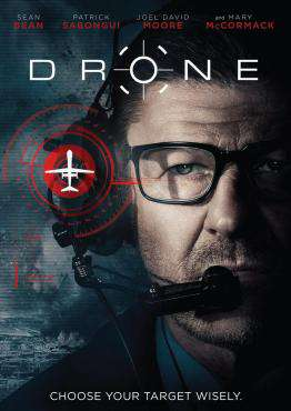 Drone, Movie on DVD, Thriller & Suspense Movies, ,  on DVD